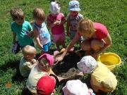 Занятия в младшей группе детского сада