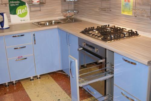 Кухня голубая лагуна город рязань