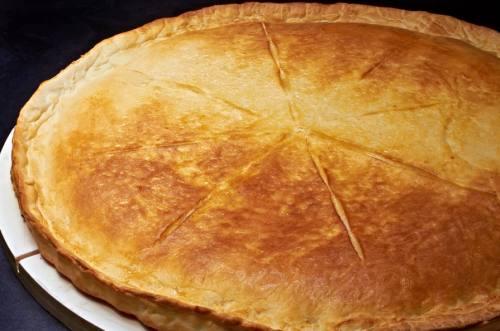 Пицца Стафф-мясная, город Рязань