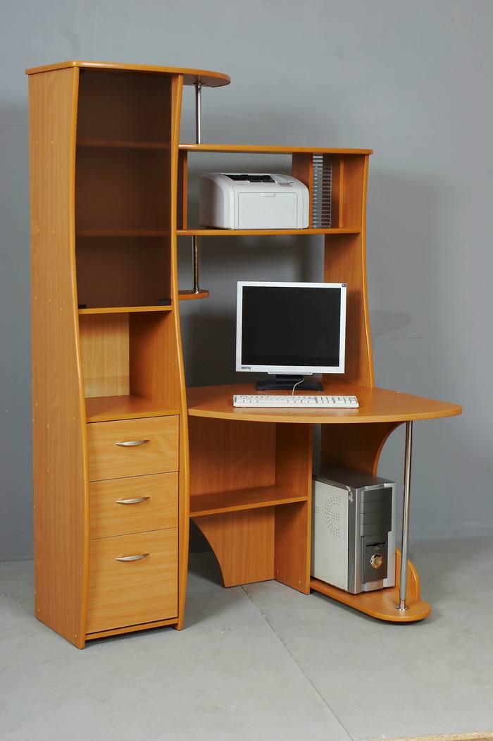 Компьютерные столы кс (2) столмаг.