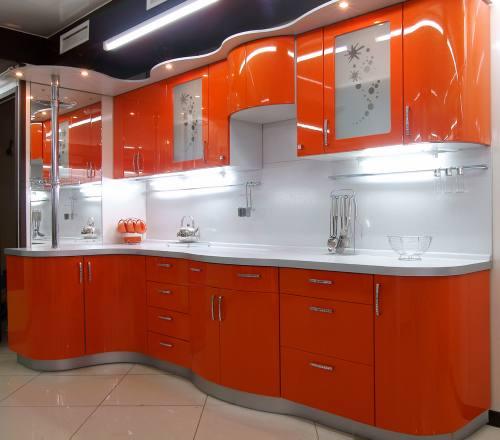 Кухня компании мебель зов мебель и