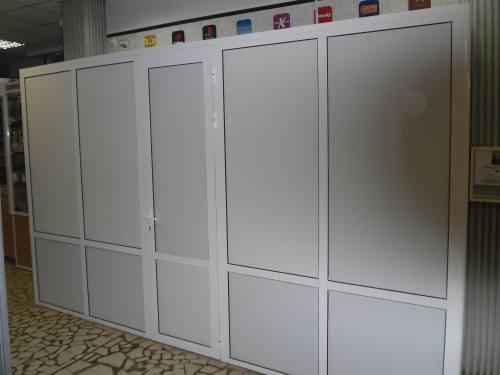 Офисные перегородки из ПВХ и AL., город Рязань