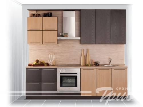 Кухня Оптима в Рязани :: Кухни Трио . Цены на Кухня Оптима