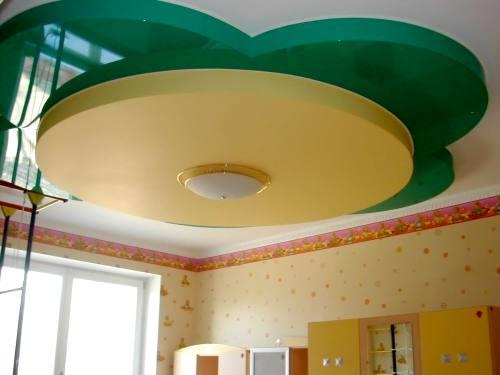 Натяжные потолки ПВХ (пленочные потолки), город Рязань