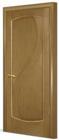 Шпонированная дверь Новый стиль, город Рязань
