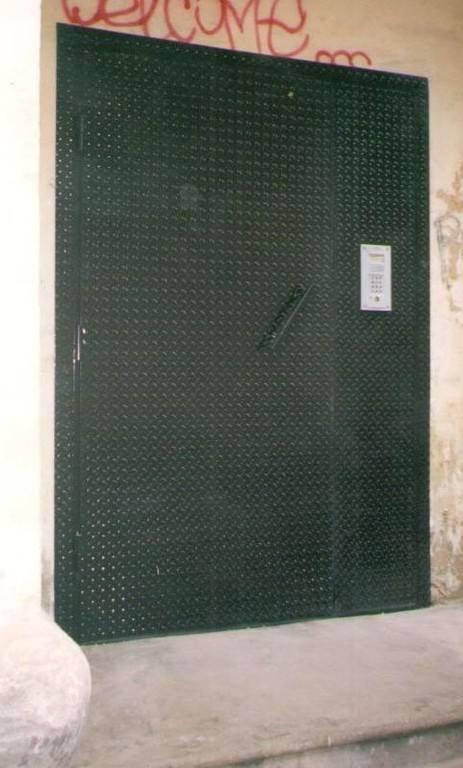 Металлические двери. Изготовление и монтаж на объекте, город Рязань