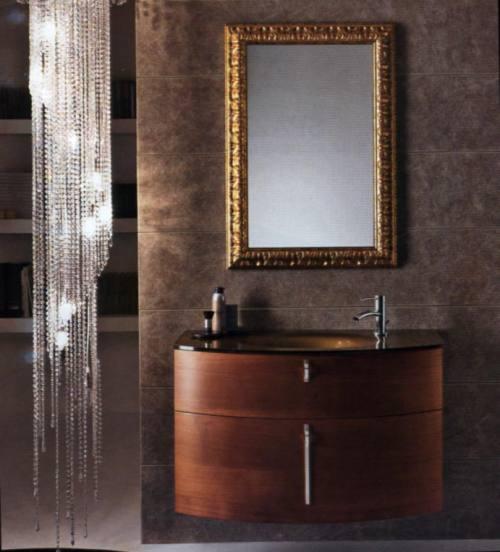 Мебель для ванной artesi коллекция topazio