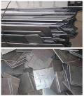 Резка листового проката на гильотинных ножницах, город Рязань