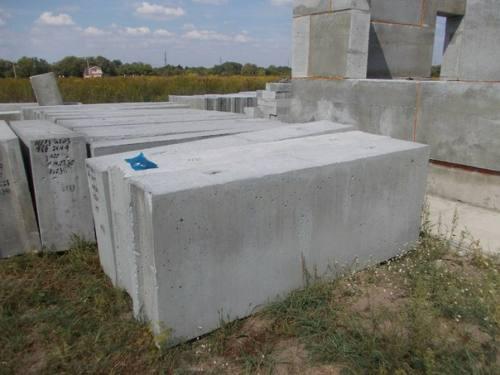 Домокомилекты из полистиролбетона блок 2400х1000х400, город Рязань