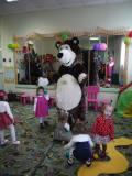Маша и Медведь на день рождения, детский праздник с веселыми аниматорами, город Рязань