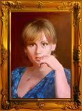 Портрет по фото, город Рязань